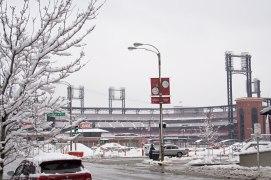 Baseball weather?